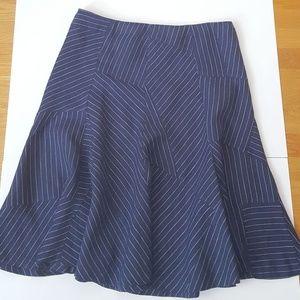 Lauren Jeans Co Ralph Lauren Skirt Navy 10